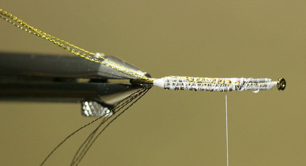 Woven Stonefly - Step 2
