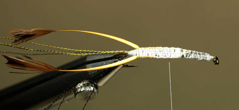 Woven Stonefly - Step 3a