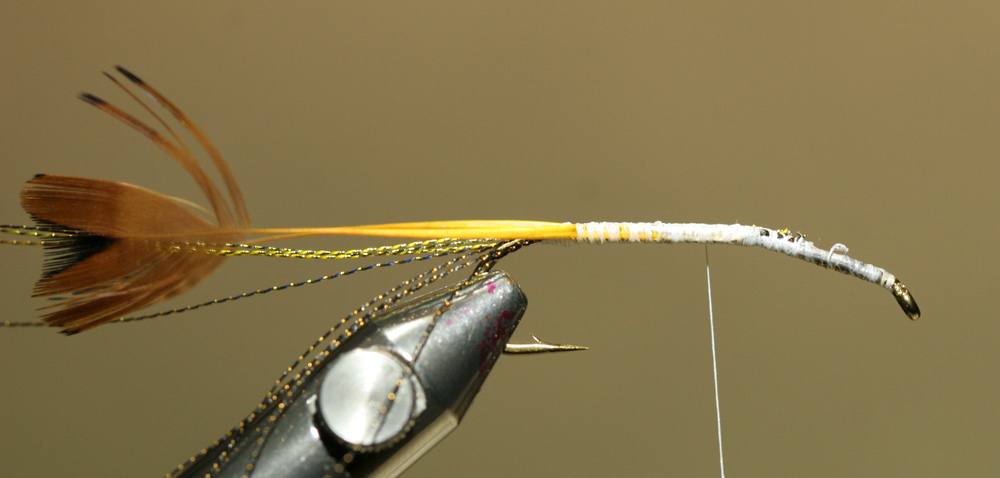 Woven Stonefly - Step 3b
