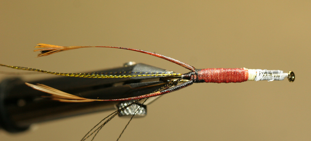 Woven Stonefly - Step 4a