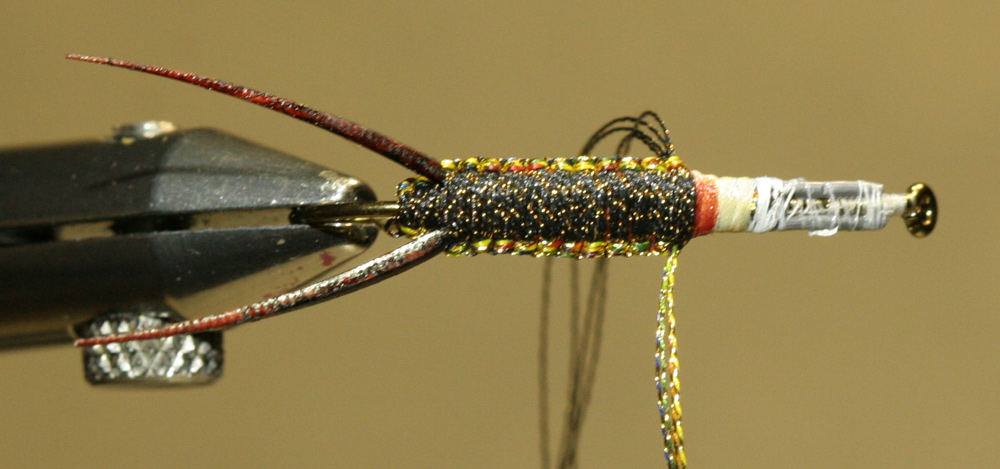 Woven Stonefly - Step 6a