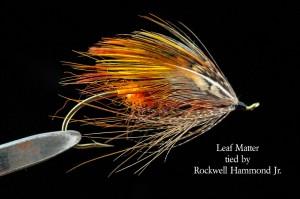 Leaf Matter by Rockwell Hammond Jr.