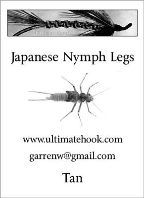Japanese Nymph Legs